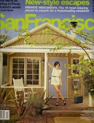 San Francisco Magzine Cover