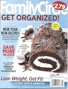 Family Circle January 2015 Cover